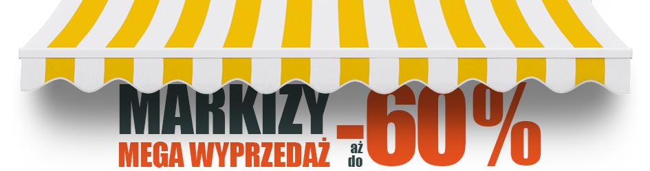 Markizy -60%