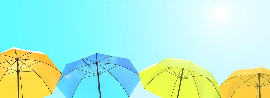 Poszycie parasola