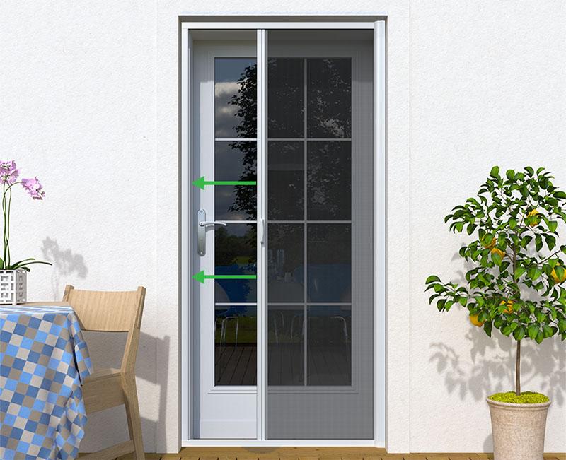 moskitiera rolowana drzwiowa jak kupić