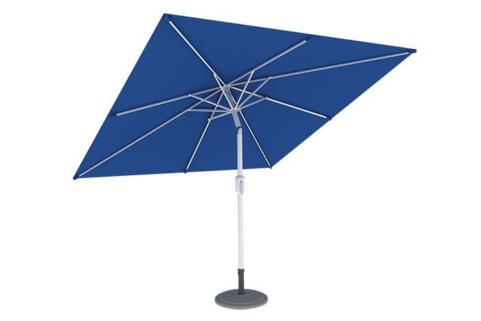 Poszycie parasola przeciwsłonecznego interpara, kwadratowe, 3x3 m Outlet