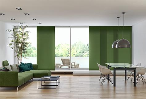 panneaux japonais rideaux domondo. Black Bedroom Furniture Sets. Home Design Ideas