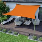 Podgląd: Żagiel przeciwsłoneczny, kwadratowy, z tkaniny wodoodpornej, Promocja