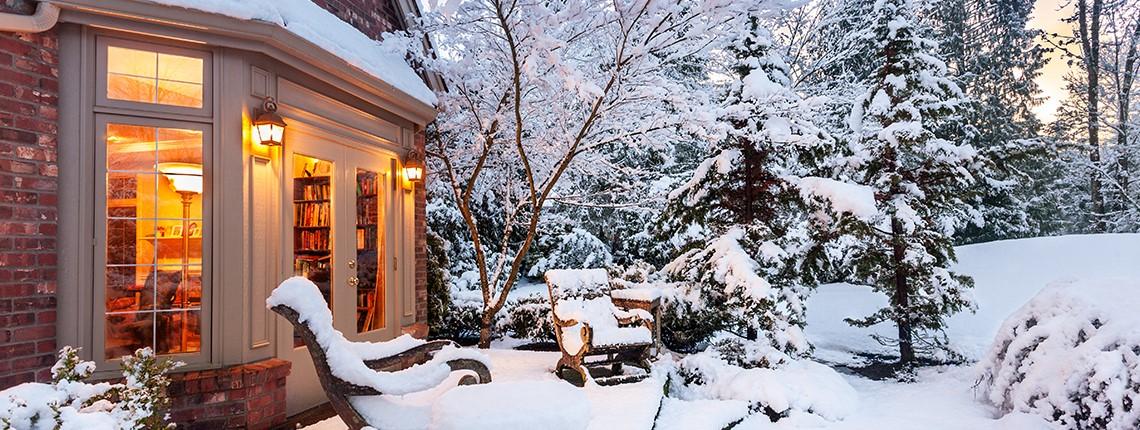 Jak dbać o rolety na zimę