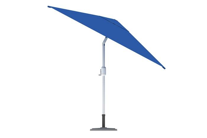 Poszycie parasola przeciwsłonecznego interpara, kwadratowe, 3x3 m, Promocja
