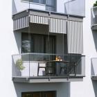 Podgląd: Roleta na balkon/markiza pionowa