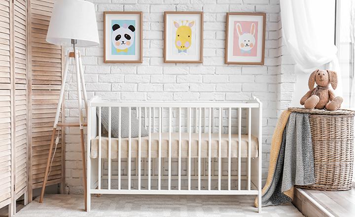 Zasłony w pokoju dziecka