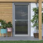 Podgląd: Moskitiera drzwiowa, Na zawiasach 120x220 cm, Gotowa