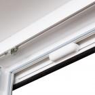 Podgląd: Moskitiera rolowana okienna, PCV, 2w1, Gotowa