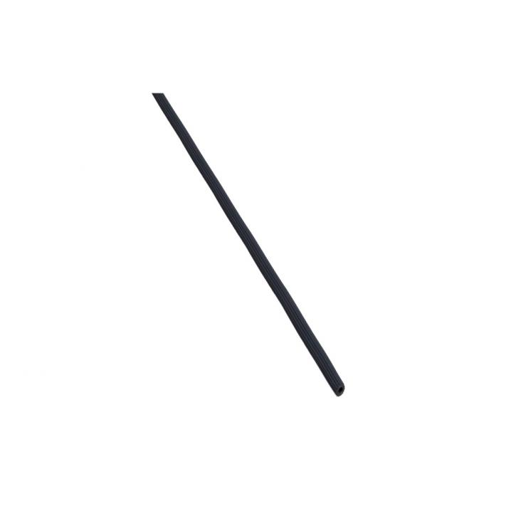 Uniwersalna okrągła uszczelka do moskitier, długość 5m