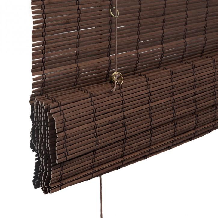 Roleta bambusowa rzymska, Gotowa