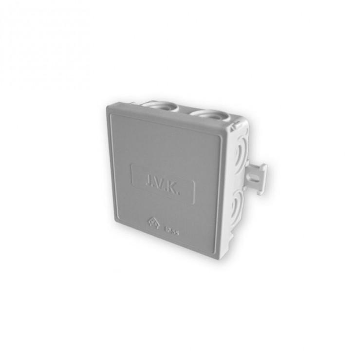 Puszka instalacyjna natynkowa z 11 wejściami ETAK2 (85x85x37 mm)