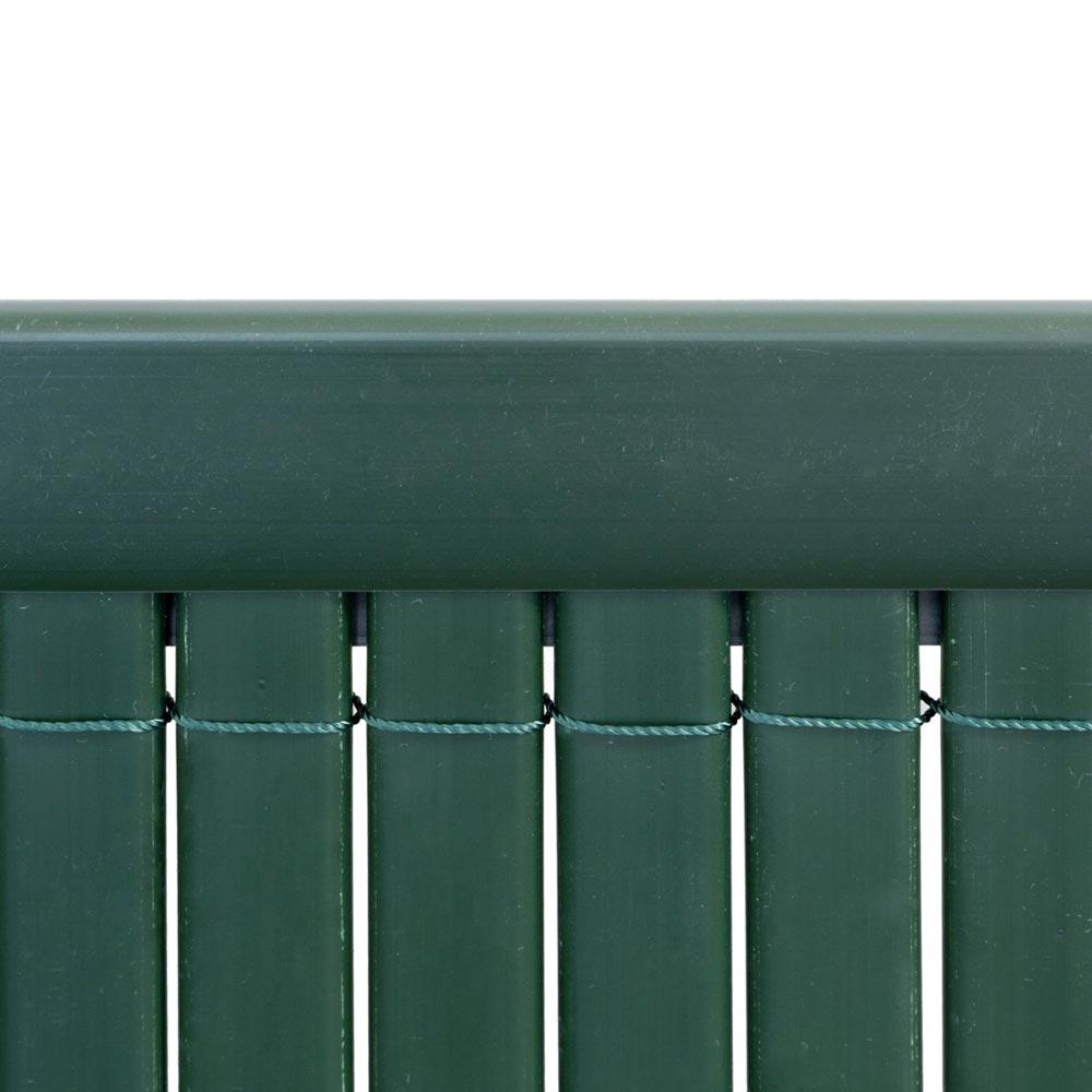 Profil osłonowy do Płotków ogrodowych PVC, Zielony
