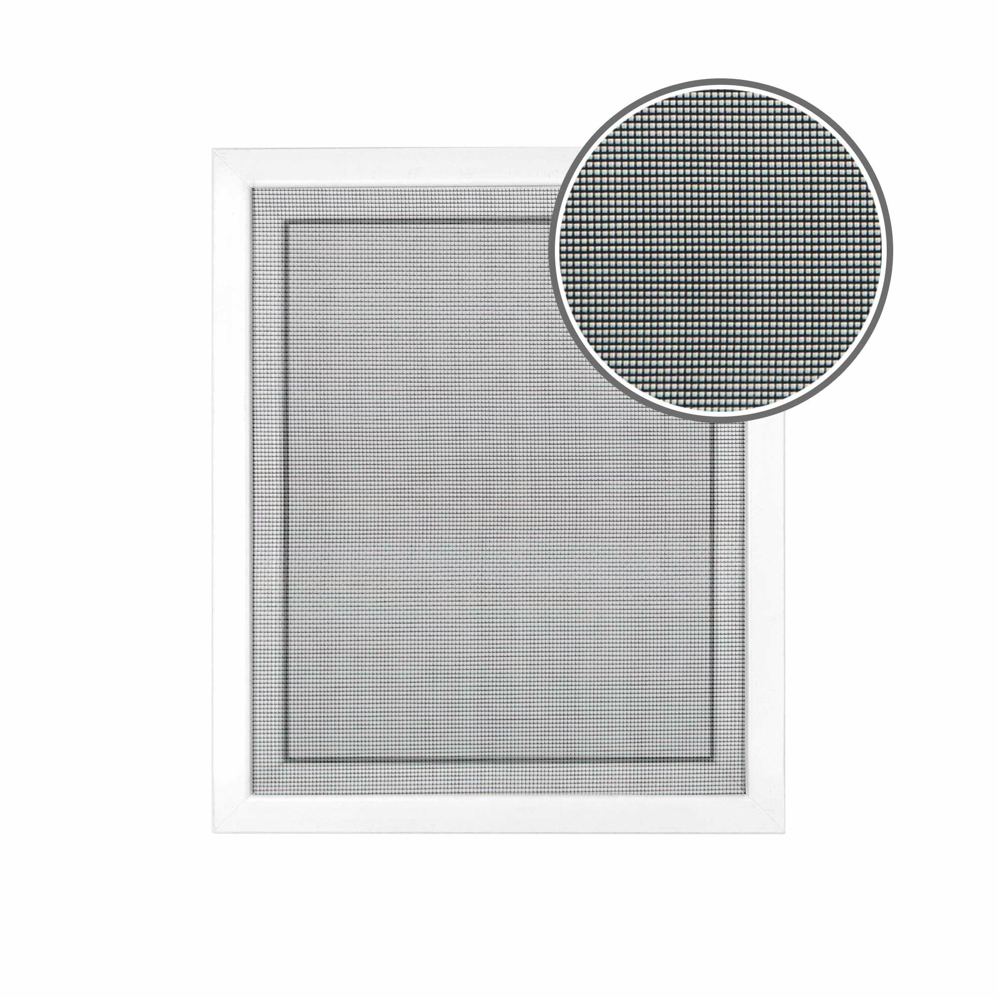 Moskitiera okienna - Siatka, Czarny