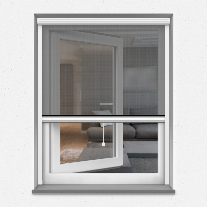 Moskitiera rolowana okienna, Na wymiar