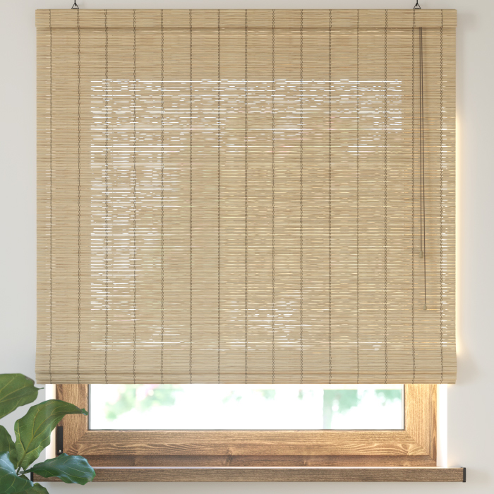 rolety bambusowe