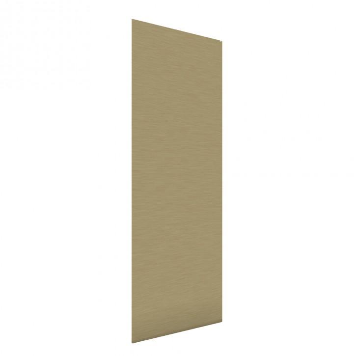 Zasłona panelowa z tkaniny strukturalnej, Gotowa