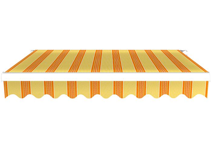 Markiza tarasowa, Gotowa, BASIC, Żółto-pomarańczowy
