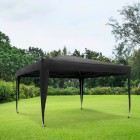 Podgląd: Stelaż z poszyciem do pawilonu ogrodowego Basic, 3x3 m