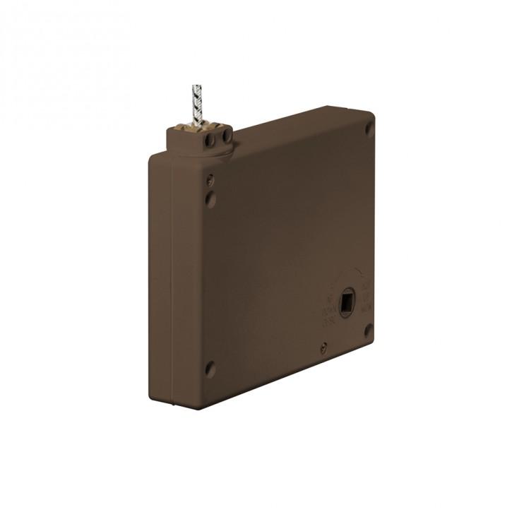 Zwijacz korbowo-sznurowy z przekładnią, w zestawie z linką o dł. 6 m