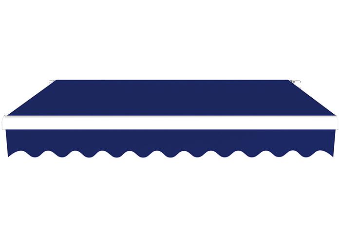 Markiza tarasowa, Gotowa, BASIC, Niebieski