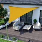 Podgląd: Żagiel przeciwsłoneczny, trójkątny, z tkaniny wodoodpornej