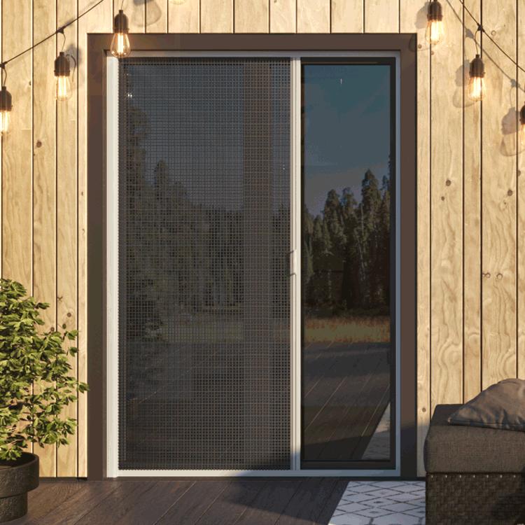 Mositiera drzwiowa - sposób na komary