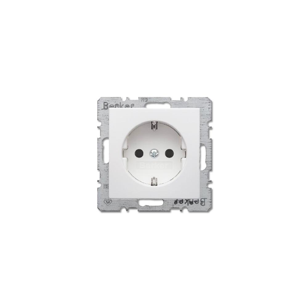 Gniazdo elektryczne bez uziemienia System S.1 gniazdo (47438989)