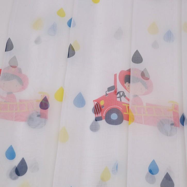 Firana do pokoju dziecięcego Lulu, na kołach