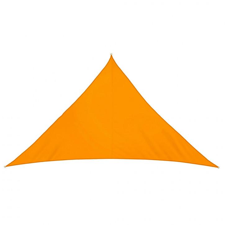 Żagiel przeciwsłoneczny, trójkątny, z tkaniny wodoodpornej, Promocja