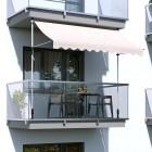 Podgląd: Markiza balkonowa, Gotowa