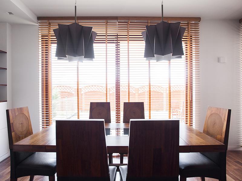 Żaluzje bambusowe - jaki pokój?