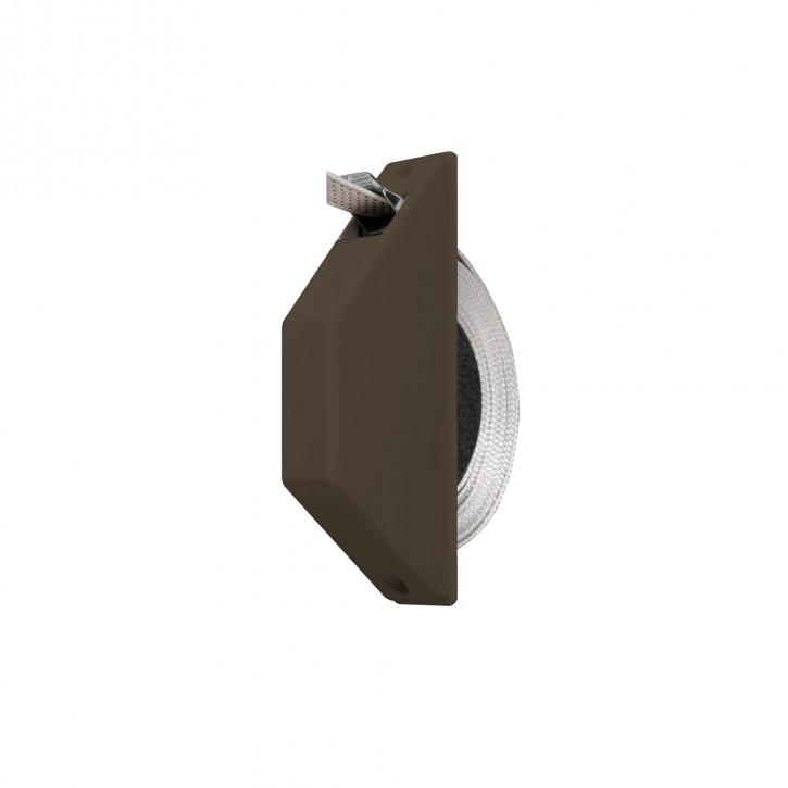 Miniaturowy zwijacz natynkowo-podtynkowy, z taśmą o dł. 5 m, Promocja