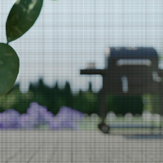 moskitiera zwijana okienna dachowa