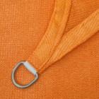 Podgląd: Żagiel przeciwsłoneczny, trójkątny, z tkaniny oddychającej