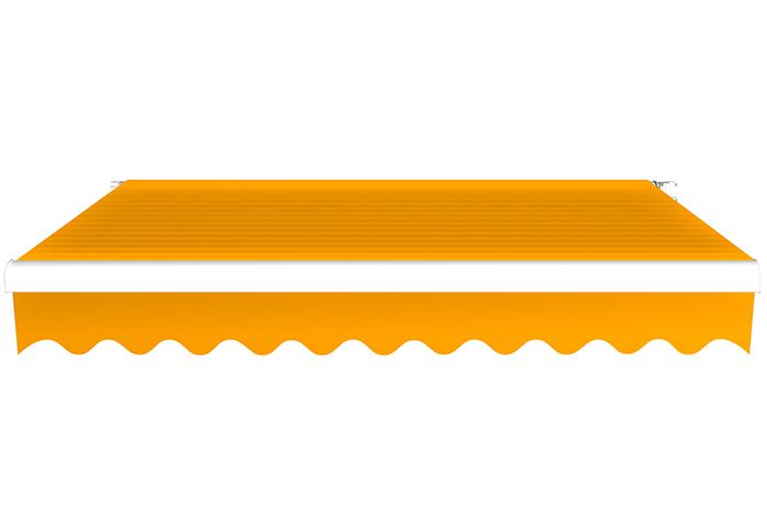 Markiza tarasowa, Gotowa, BASIC, Żółty