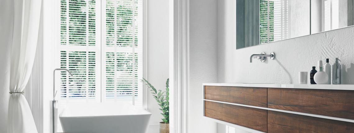 Żaluzja drewniana na okna 50mm
