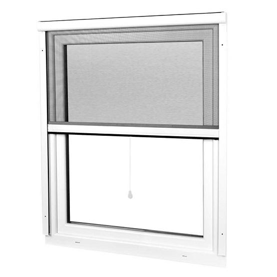 moskitiera okienna rolowana