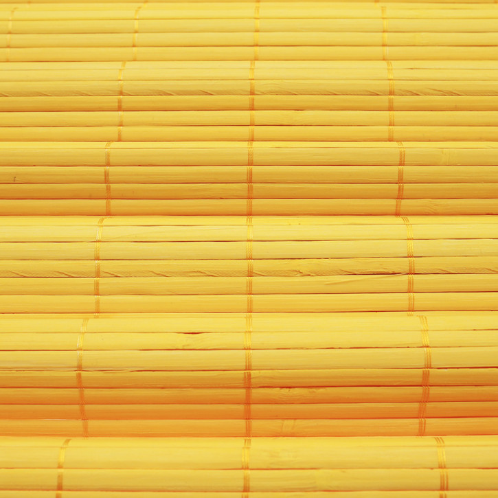 Roleta bambusowa, Gotowa, Promocja
