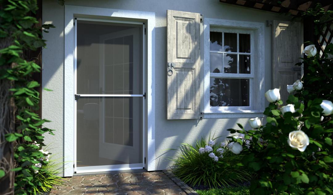 moskitiera drzwiowa dla kota