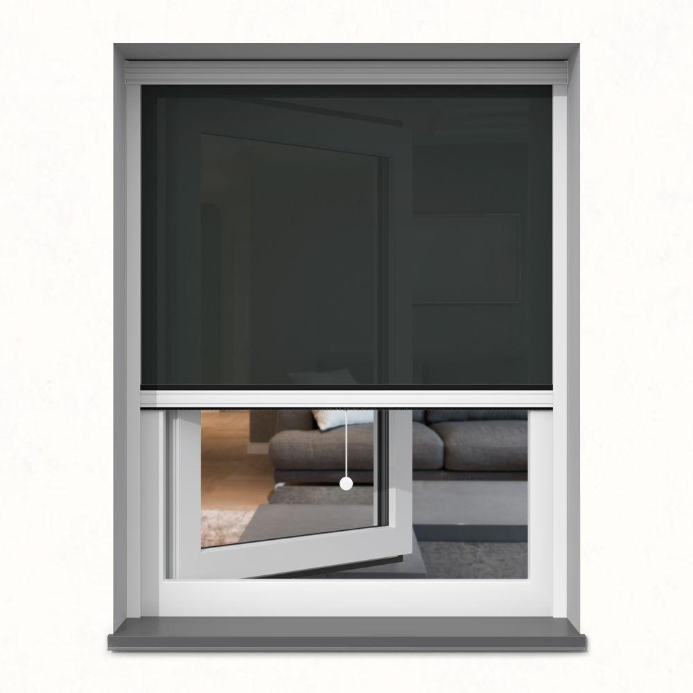 Roleta okienna screen, W kasecie, Na wymiar, Lukrecja