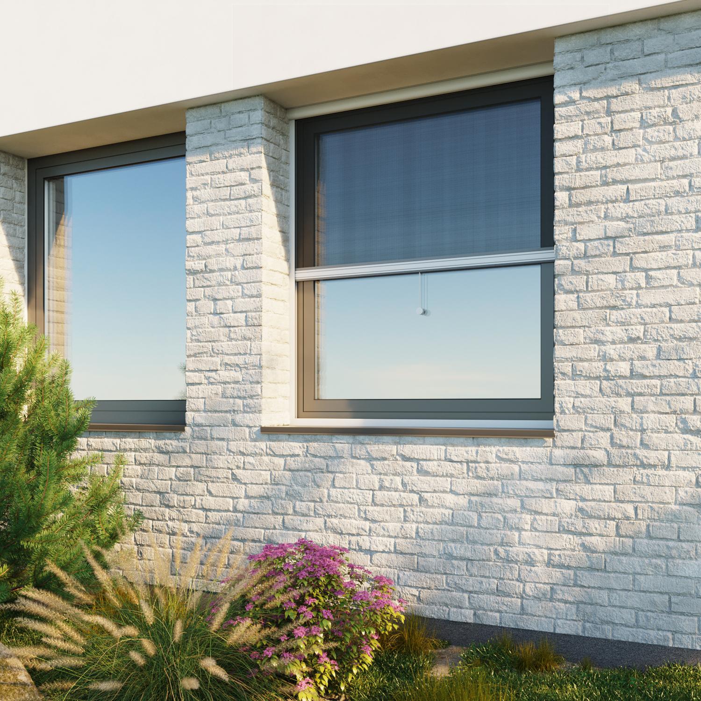 moskitiera zwijana okienna