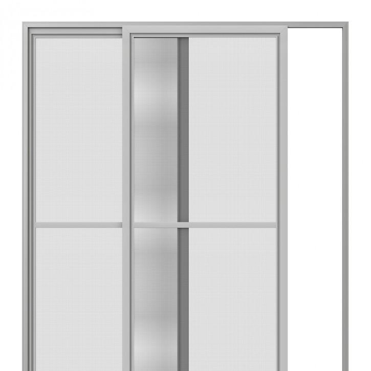 Moskitiera przesuwna drzwiowa, Na wymiar