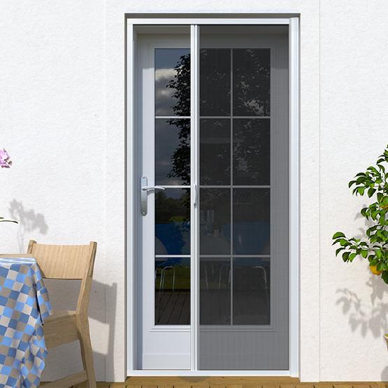 moskitiera drzwiowa rolowana