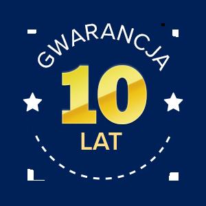 Gwarancja 10 lat