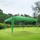 Podgląd: Stelaż z poszyciem do pawilonu ogrodowego Premium, 3x3 m