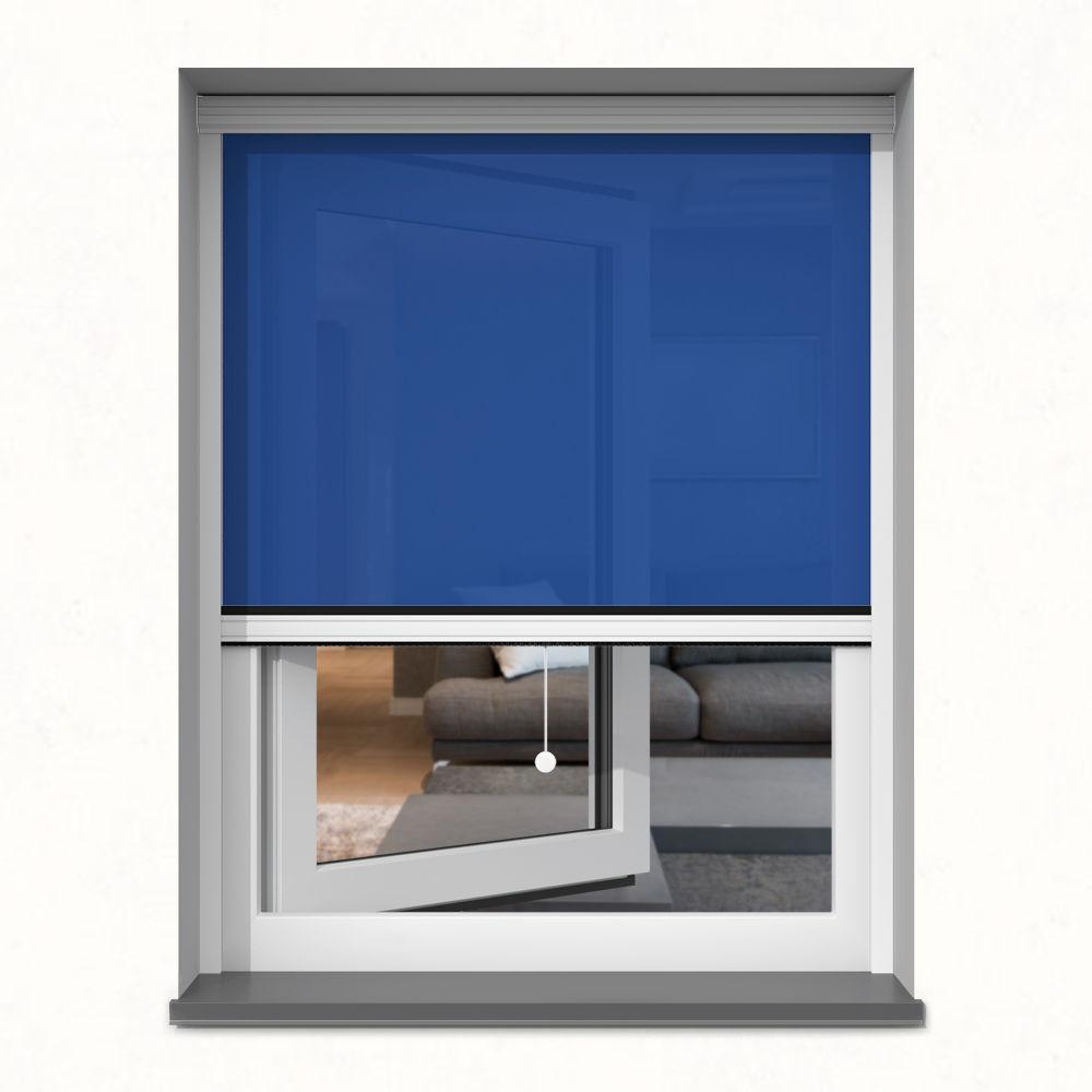 Roleta okienna screen, W kasecie, Na wymiar, Chaber