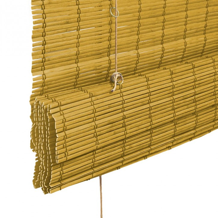 Roleta bambusowa rzymska, Promocja