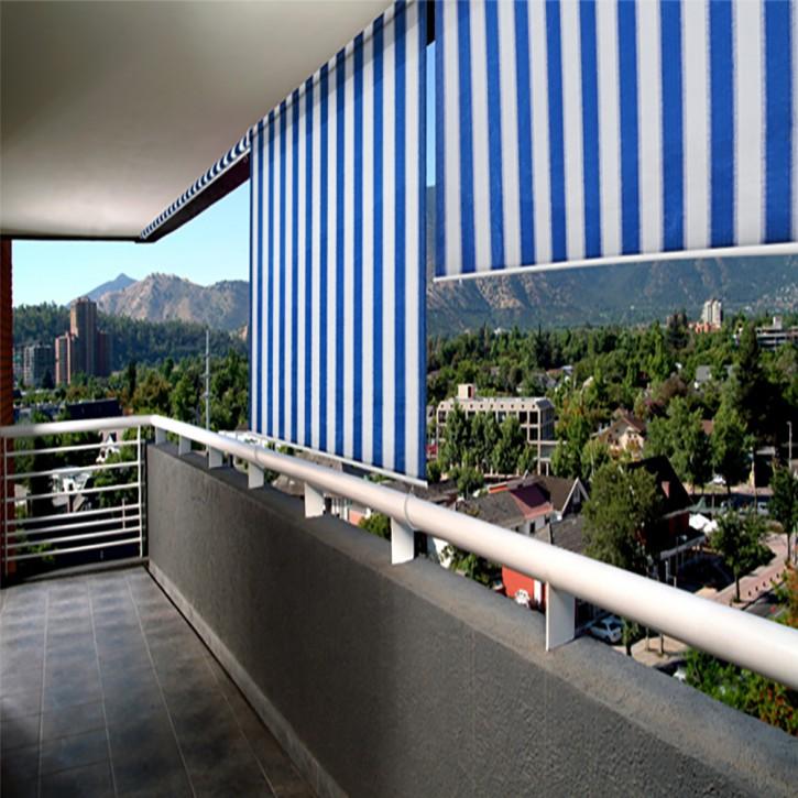 Roleta na balkon/markiza pionowa, Promocja