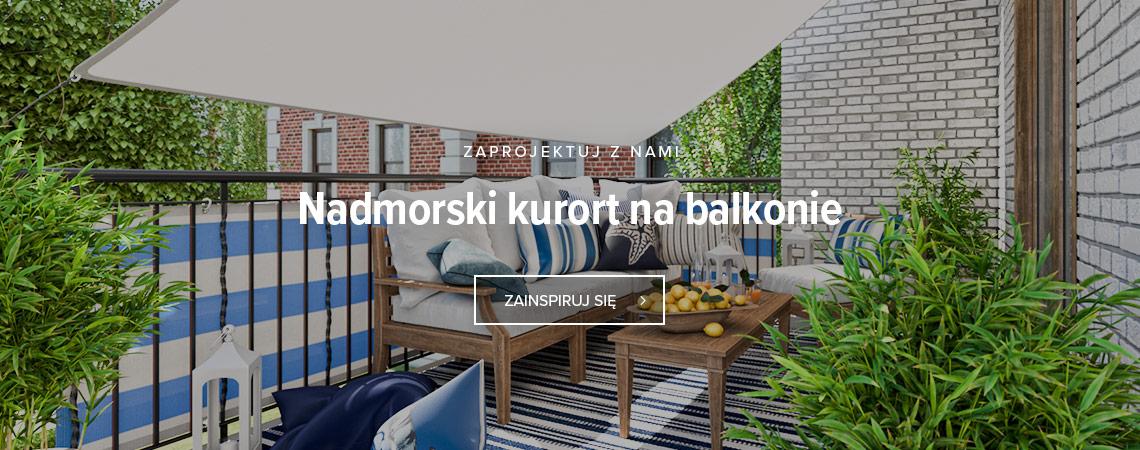 Inspiracja na balkon