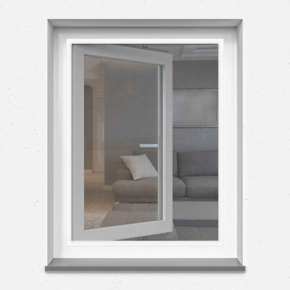 moskitiera zabezpieczenie okna dla kota